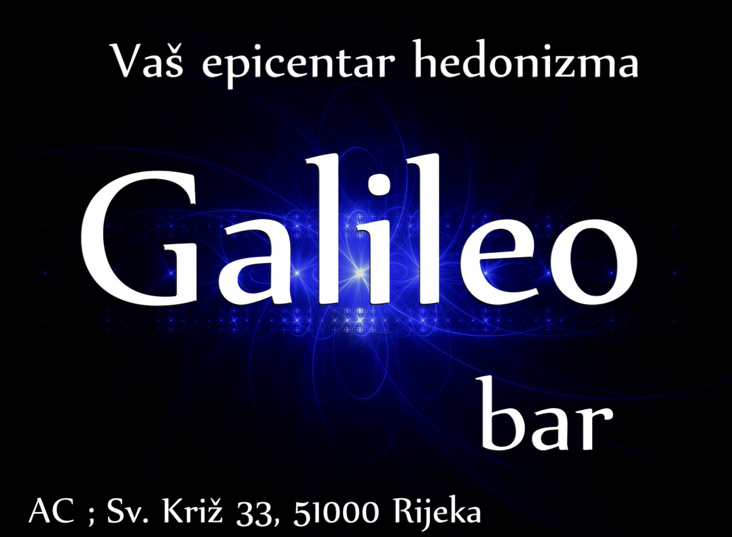 Galileo bar